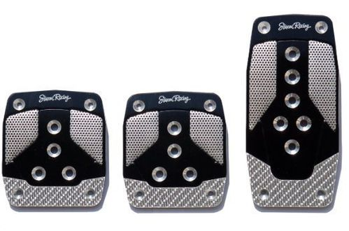 PEDAL KIT CARBON SHADE