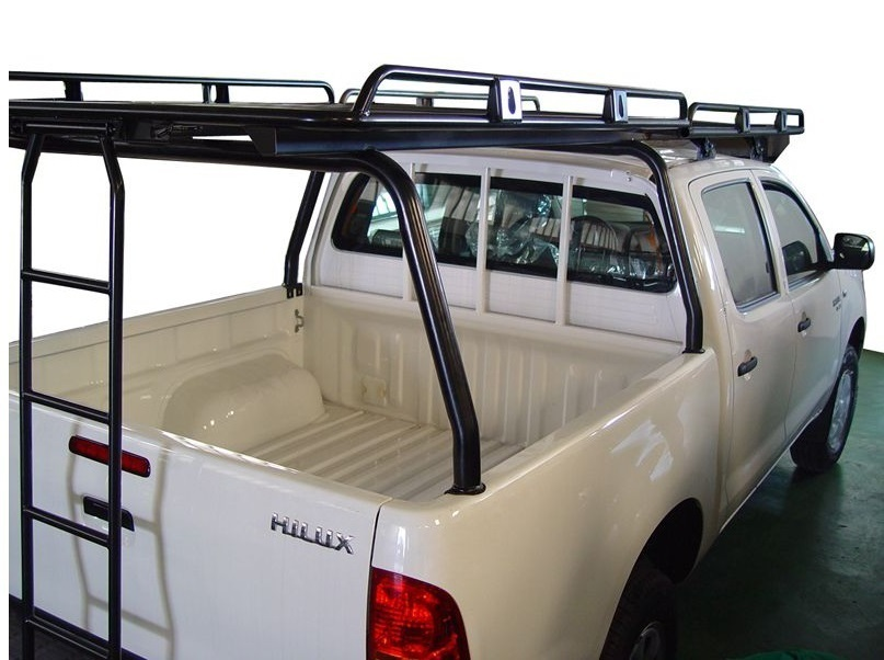 Afn Roof Rack For Hilux Vigo With Ladder Www Ramingo4x4 It