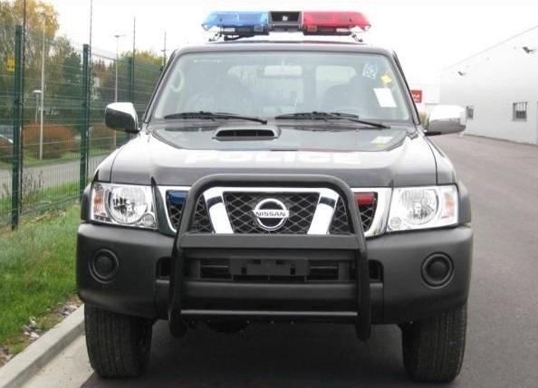 Afn Black Bullbar Nissan Patrol Gr Y61 2005 Gt Www