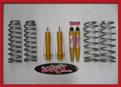 ROBUST - ASSETTO COMPLETO JEEP CHEROKEE KJ +5 CM