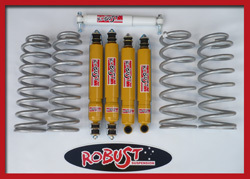 ROBUST - ASSETTO COMPLETO JEEP GRAND CHEROKEE ZJ +5 CM