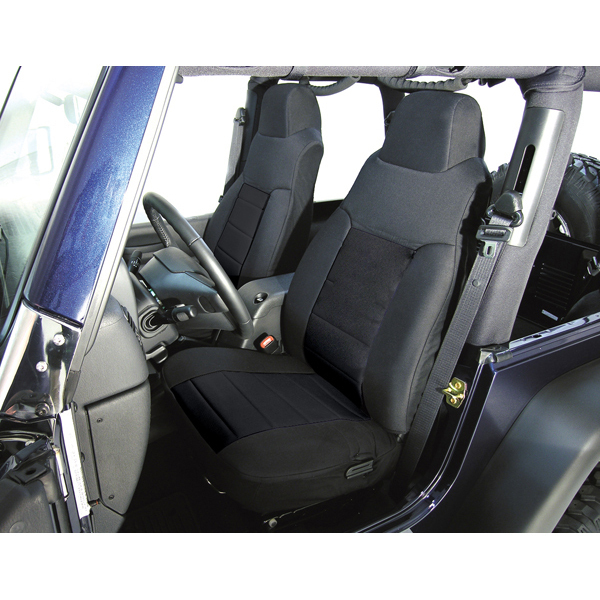 Rugged Ridge Front Racing Seats Cover Jeep Wrangler Tj Different Colors