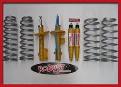 Robust Complete Lift Kit Toyota Rav4 Www Ramingo4x4 It