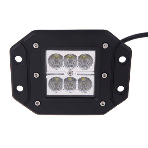 FARETTO LED 18W - CREE LED DA INCASSO