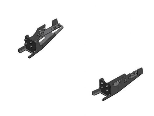 AFN - HEAVY DUTY BRACKET FOR REAR BUMPER
