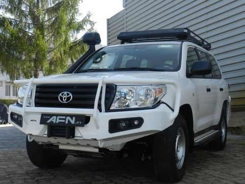 AFN - FRONT WINCH BUMPER AFRICA TOYOTA LAND CRUISER 200 FROM 2012