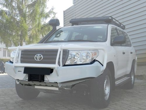 AFN - FRONT WINCH BUMPER TOYOTA LAND CRUISER 200 FROM 2012