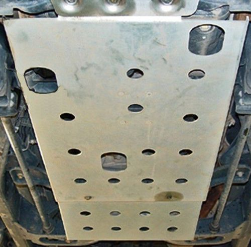 AFN - ZN CARTER/DIFFERENTIAL/TRANSFER BOX SKID PLATE NISSAN NAVARA D22