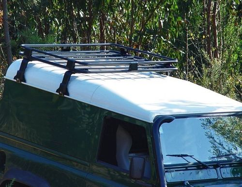 AFN - ROOF RACK LAND ROVER DEFENDER 90 - SMALL