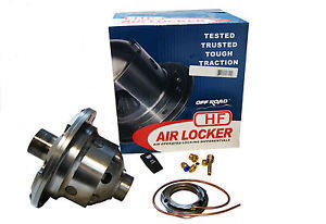 AIR LOCKER RD103 - BLOCCO POSTERIORE DANA 35 - <3.31