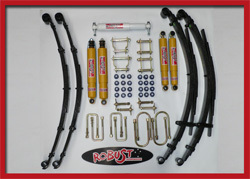 ROBUST - COMPLETE LIFT KIT TOYOTA BJ71 +5 CM