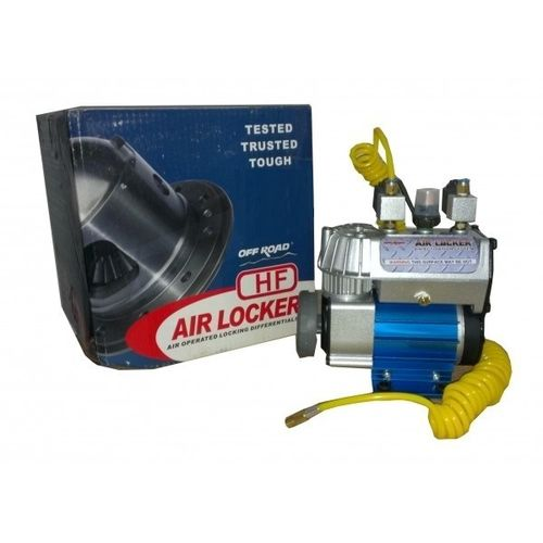"AIR LOCKER RD131 - KIT COMPLETO ANTERIORE CON COMPRESSORE TOYOTA 8"" 30 CAVE"