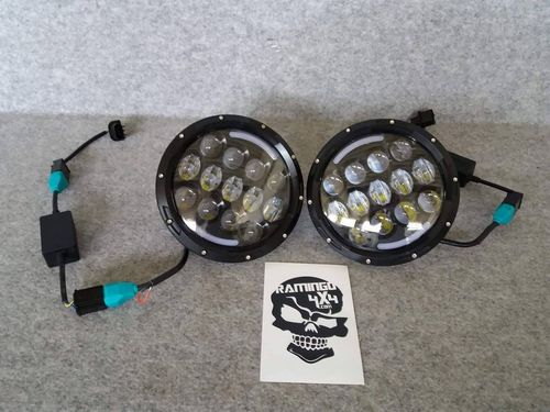 "7"" MULTI LED HEADLIGHTS"