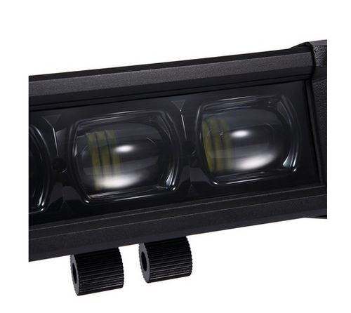 "BLACK LED BAR 4.6"" 2 LED - 20W"