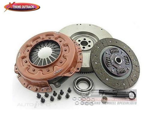 SOLID FLYWHEEL + REINFORCED CLUTCH KIT NISSAN PATROL GR 2.8