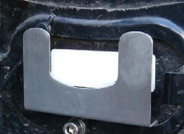 SUZUKI JIMNY FUEL DOOR BRACKET