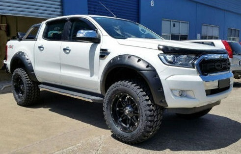 PARAFANGHINI SUPPLEMENTARI +95 MM FORD RANGER 2016>