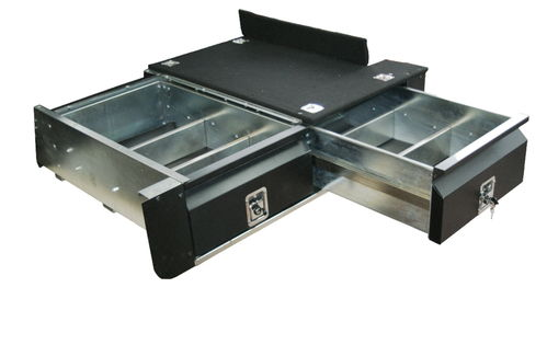 HEAVY DUTY - DRAWER SYSTEM TOYOTA HILUX VIGO 05-15